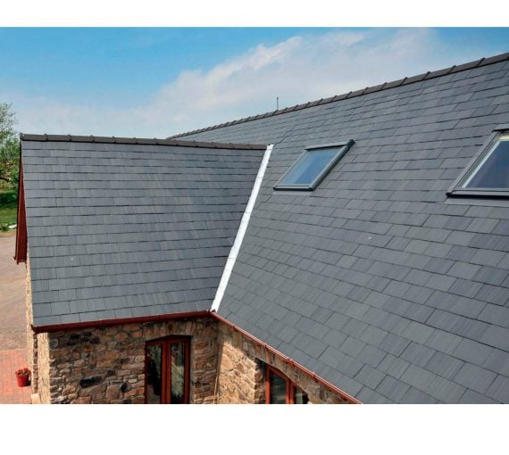 Cembrit Montleon Natural Spanish Roof Slate M Amp M Roofing