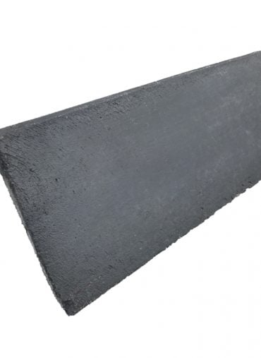 Concrete Plain Angle Ridge Tile