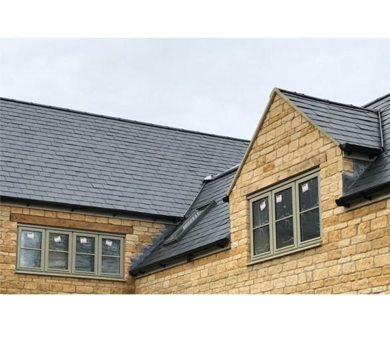 Manor 70 Natural Spanish Roof Slate | M&M Roofing Supplies