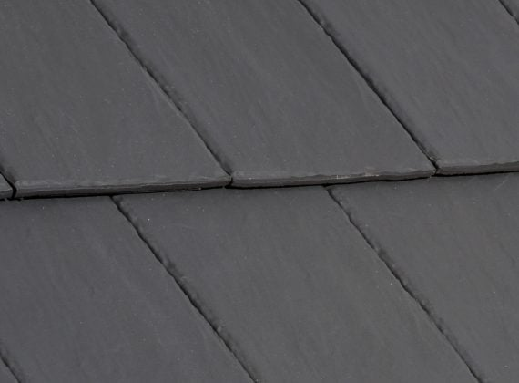 Imerys Beauvoise Graphite Roof Tile