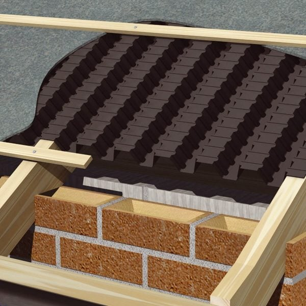 Continuous Rafter Tray