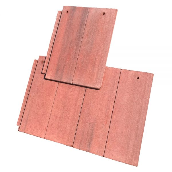 Russell Bute roof tile cottage red
