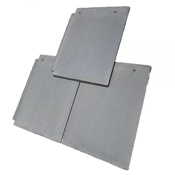 Russell Slate grey Galloway concrete roof tile