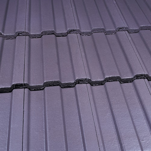 Marley ludlow major roof tile Smooth Grey