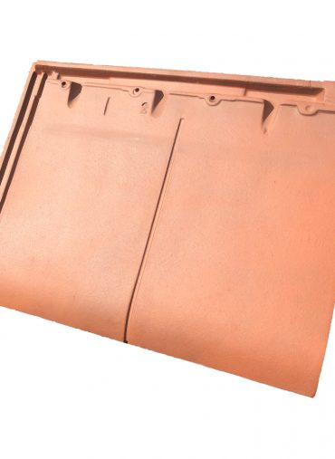 Imerys Double HP20 Clay Interlocking Roof Tile