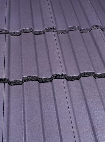 Marley Ludlow Plus Roof Tile Smooth grey
