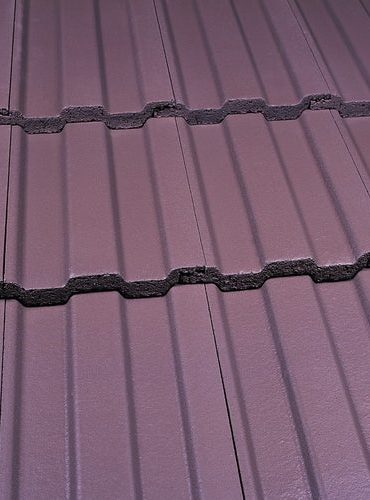 Ludlow plus Roof Tile Smooth brown